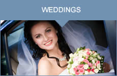 South Wales Chauffeur Services - Weddings